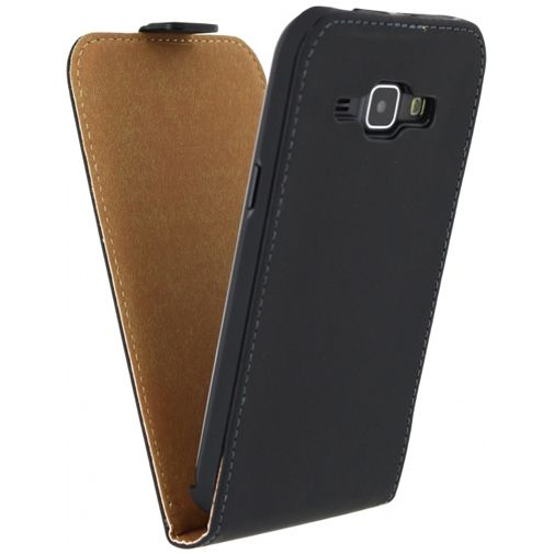 Mobilize Ultra Slim Flip Case Black Samsung Galaxy J1