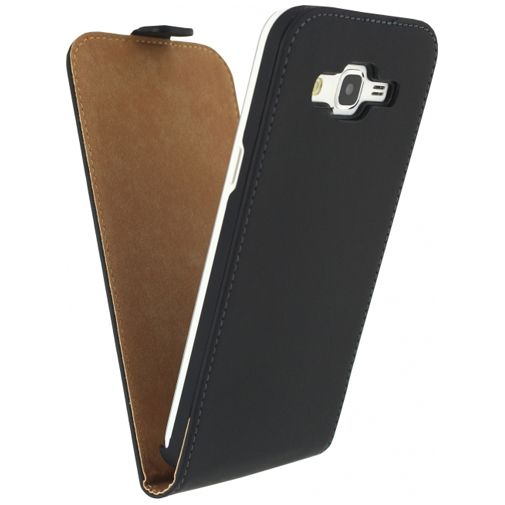 Mobilize Ultra Slim Flip Case Black Samsung Galaxy J5
