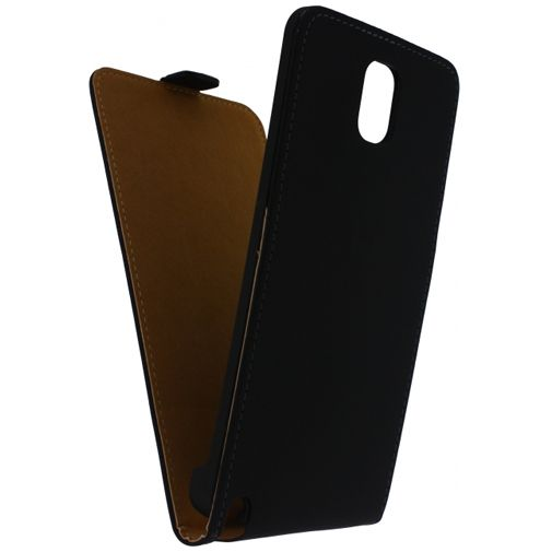 Mobilize Ultra Slim Flip Case Black Samsung Galaxy Note 3