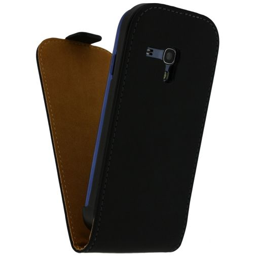 Mobilize Ultra Slim Flip Case Black Samsung Galaxy S3 Mini (VE)