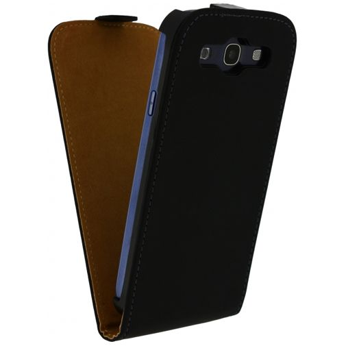 Mobilize Ultra Slim Flip Case Black Samsung Galaxy S3 (Neo)