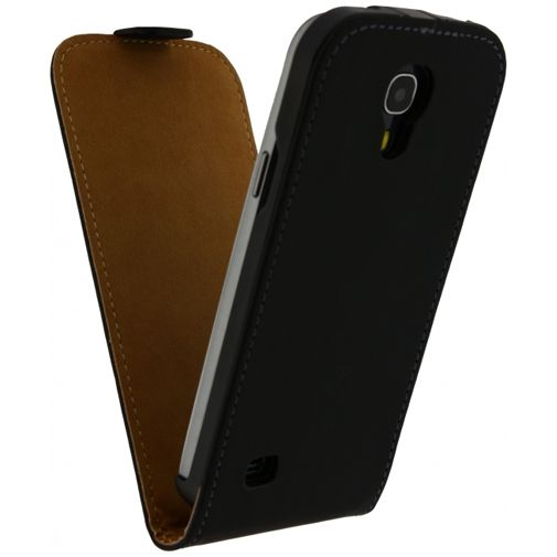 Mobilize Ultra Slim Flip Case Black Samsung Galaxy S4 Mini (VE)