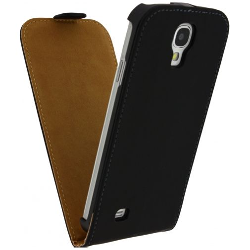 Mobilize Ultra Slim Flip Case Black Samsung Galaxy S4