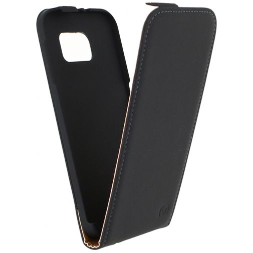 Mobilize Ultra Slim Flip Case Black Samsung Galaxy S6