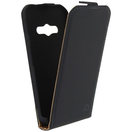 Mobilize Ultra Slim Flip Case Black Samsung Galaxy Xcover 3 (VE)