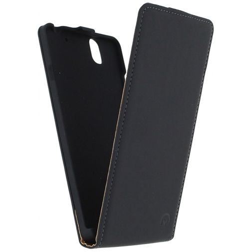 Mobilize Ultra Slim Flip Case Black Sony Xperia C4