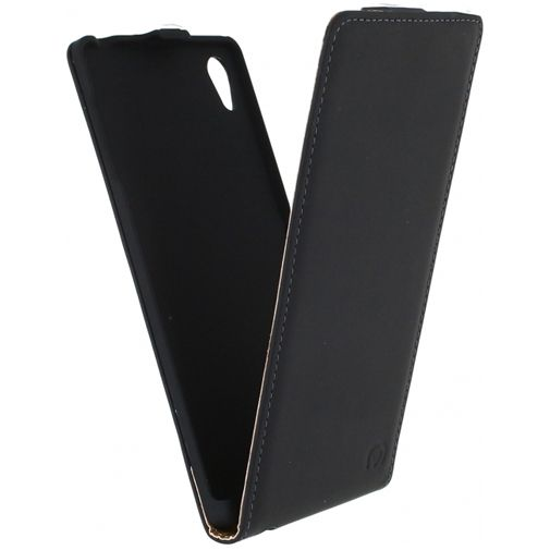 Mobilize Ultra Slim Flip Case Black Sony Xperia Z3 Plus