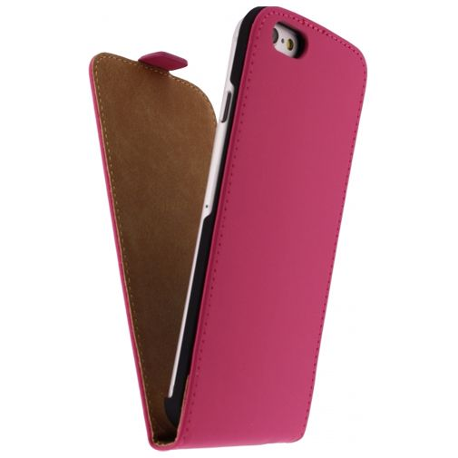 Mobilize Ultra Slim Flip Case Fuchsia Apple iPhone 6/6S
