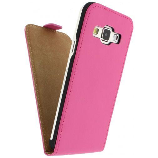 Mobilize Ultra Slim Flip Case Fuchsia Samsung Galaxy A3