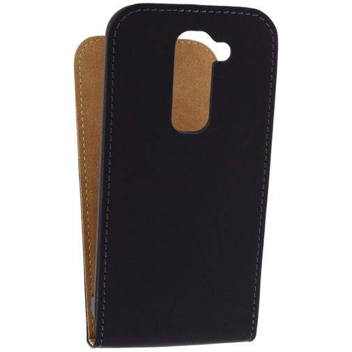 Mobilize Ultra Slim Flip Case LG G2 Mini Black