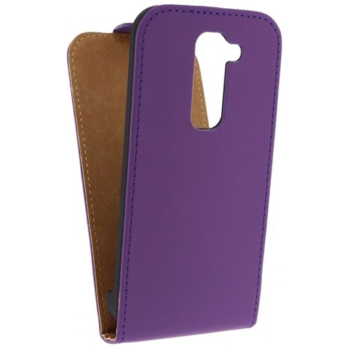 Mobilize Ultra Slim Flip Case LG G2 Mini Purple