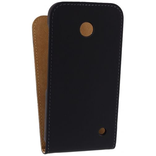 Mobilize Ultra Slim Flip Case Nokia Lumia 630/635 Black