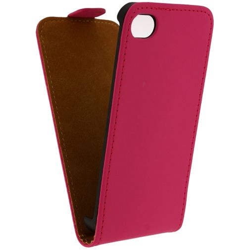 Mobilize Ultra Slim Flip Case Pink Apple iPhone 4/4S