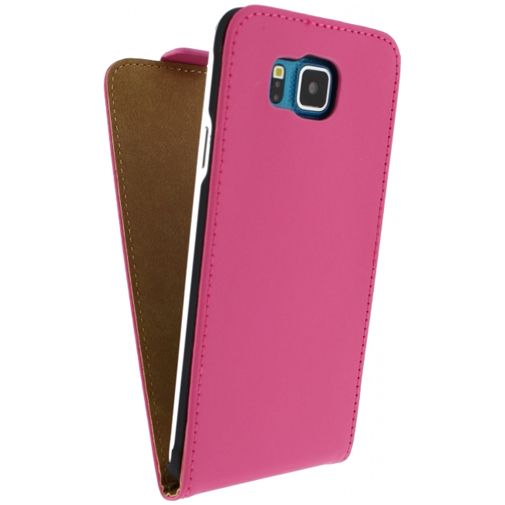 Mobilize Ultra Slim Flip Case Pink Samsung Galaxy Alpha