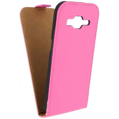 Mobilize Ultra Slim Flip Case Pink Samsung Galaxy Core Prime