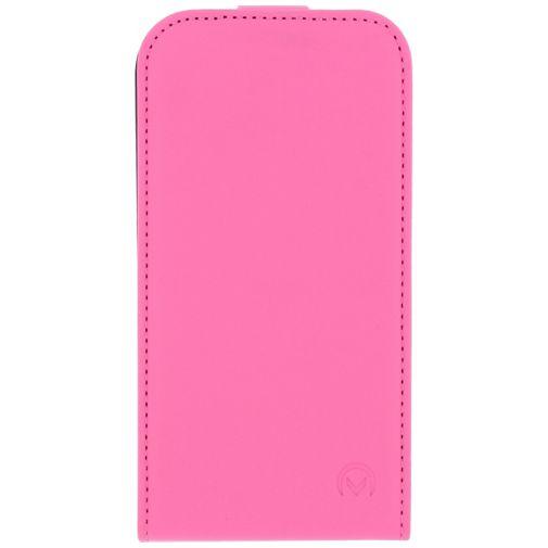 Ultra slim flip case pink samsung galaxy core prime belsimpel nl