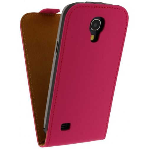 Productafbeelding van de Mobilize Ultra Slim Flip Case Pink Samsung Galaxy S4 Mini