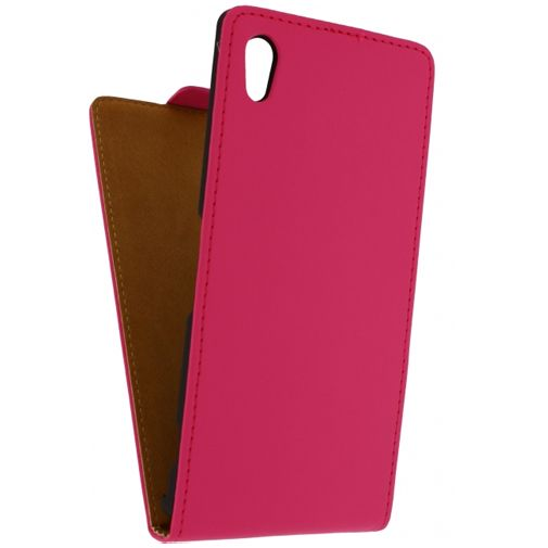 Mobilize Ultra Slim Flip Case Fuchsia Sony Xperia Z1
