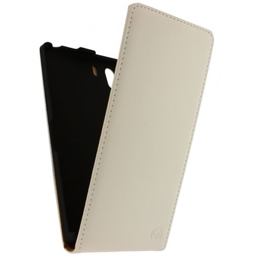 Mobilize Ultra Slim Flip Case White Sony Xperia Z1