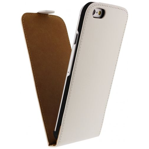 Mobilize Ultra Slim Flip Case White Apple iPhone 6/6S