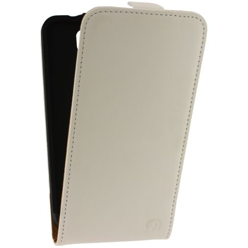 Mobilize Ultra Slim Flip Case White LG G2