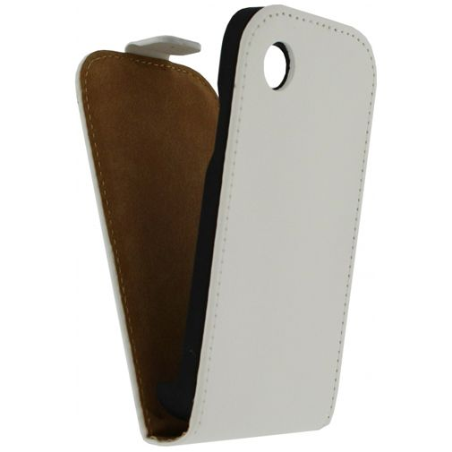 Mobilize Ultra Slim Flip Case White LG L40