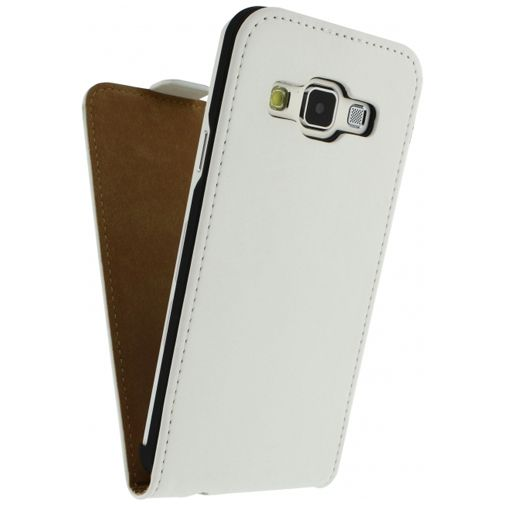 Mobilize Ultra Slim Flip Case White Samsung Galaxy A3