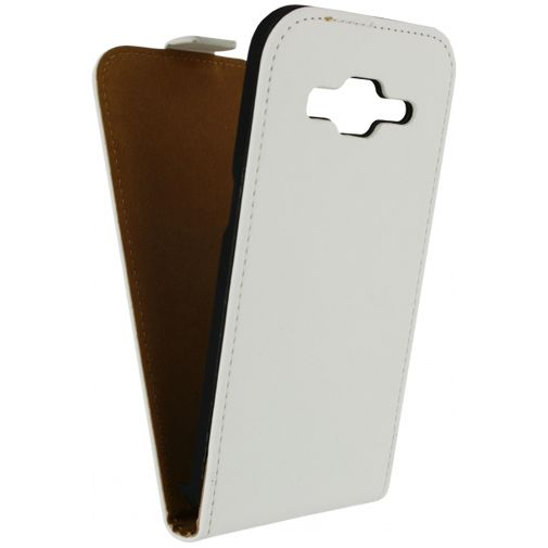 Mobilize Ultra Slim Flip Case White Samsung Galaxy Core Prime (VE)