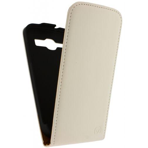 Mobilize Ultra Slim Flip Case White Samsung Galaxy Core