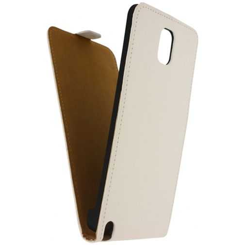 Mobilize Ultra Slim Flip Case White Samsung Galaxy Note 3