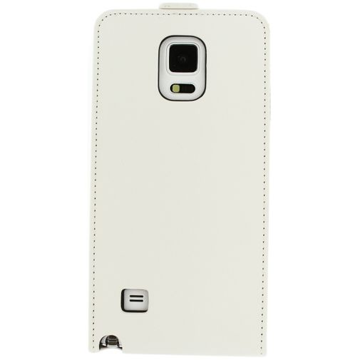 Mobilize Ultra Slim Flip Case White Samsung Galaxy Note 4