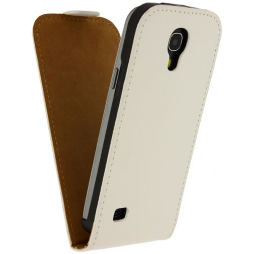 Mobilize Ultra Slim Flip Case White Samsung Galaxy S4 Mini (VE)