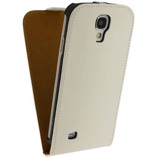 Mobilize Ultra Slim Flip Case White Samsung Galaxy S4