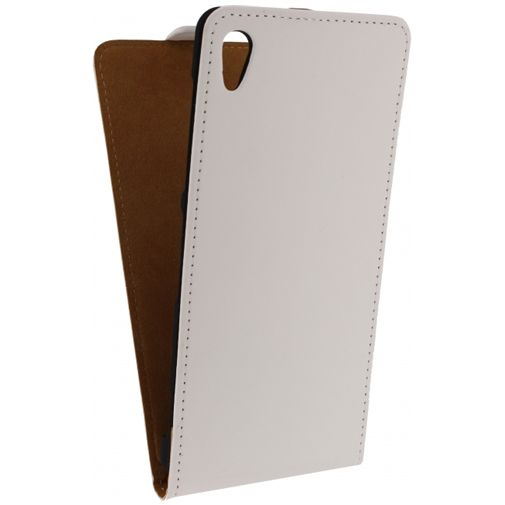 Mobilize Ultra Slim Flip Case White Sony Xperia Z2