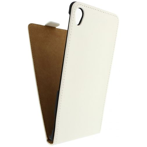 Mobilize Ultra Slim Flip Case White Sony Xperia Z3