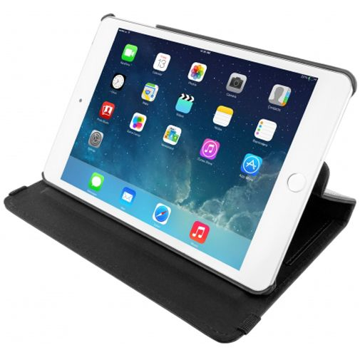 Mobiparts 360 Rotary Stand Case Black Apple iPad Mini 4