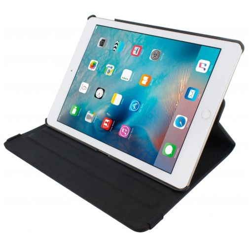 Mobiparts 360 Rotary Stand Case Black Apple iPad Pro 2017 10.5