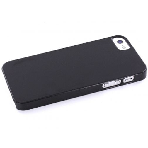 Mobiparts Backcover Apple iPhone 5 Black