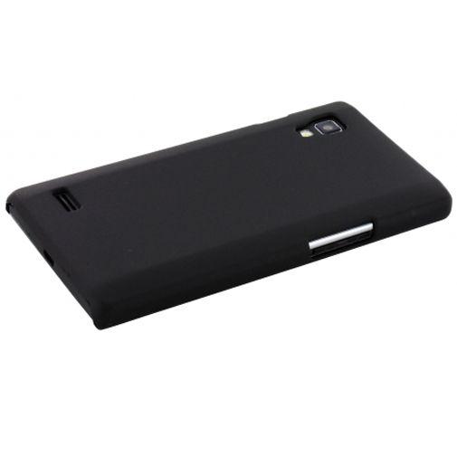 Productafbeelding van de Mobiparts Backcover LG Optimus L9 Black