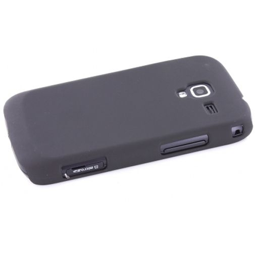 Mobiparts Backcover Samsung Galaxy Ace 2 i8160 Black