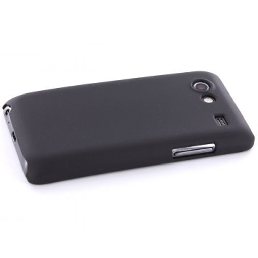 Mobiparts Backcover Samsung Galaxy S Advance i9070 Black