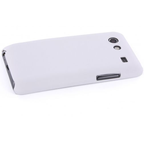 Mobiparts Backcover Samsung Galaxy S Advance i9070 White