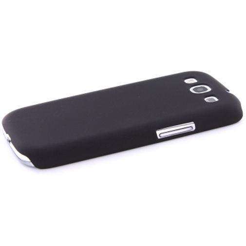 Mobiparts Backcover Samsung i9300 Galaxy S III Black