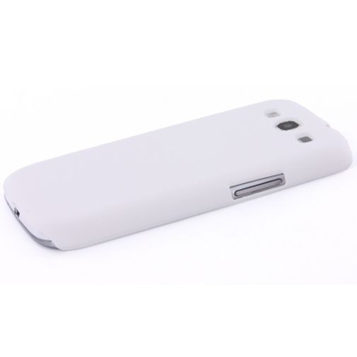Mobiparts Backcover White Samsung Galaxy S3 (Neo)