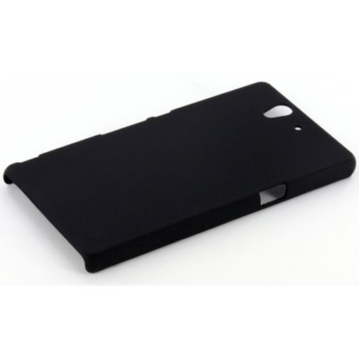 Mobiparts Backcover Sony Xperia Z Black