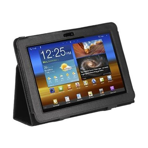 Mobiparts Case Black Samsung Galaxy Tab 8.9