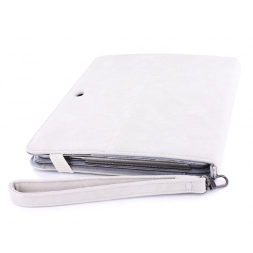 Mobiparts Case Handheld White Samsung Galaxy Tab 10.1