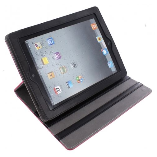 Mobiparts Case Pink Apple iPad 2/3