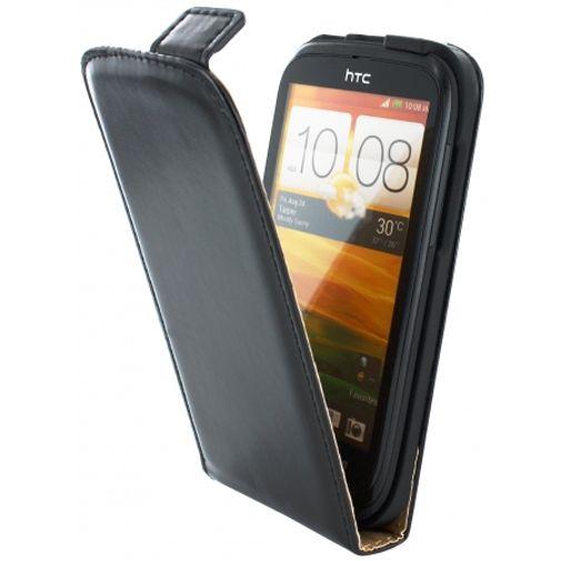 Mobiparts Classic Flip Case HTC Desire X Black