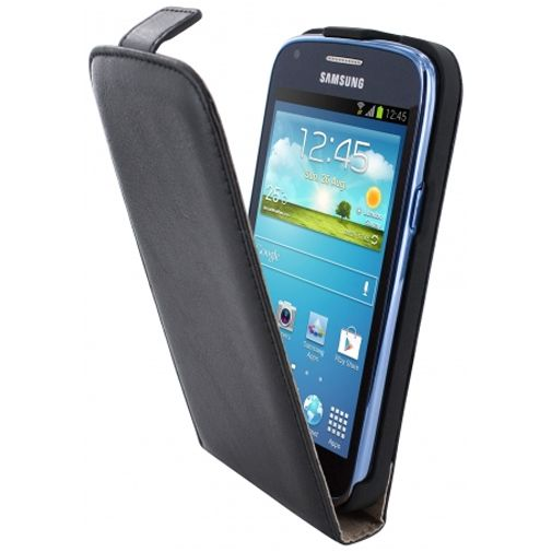 Mobiparts Classic Flip Case Samsung Galaxy Core Black